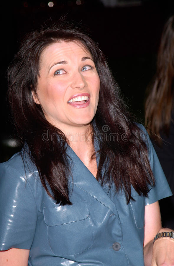 Lucy Lawless stockfotos