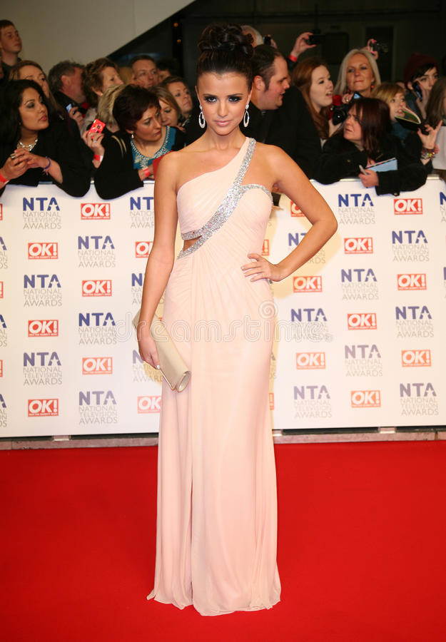 Lucy Mecklenburgh foto de stock royalty free