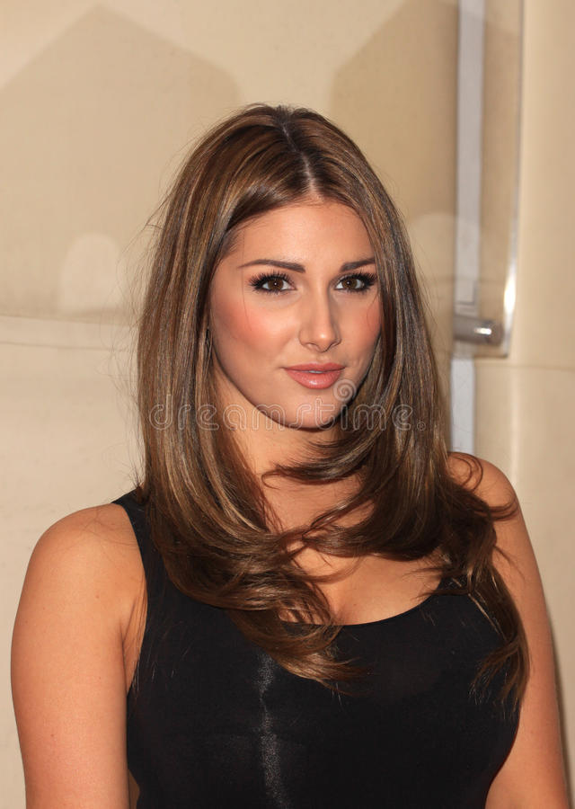 Lucy Pinder royalty free stock photo