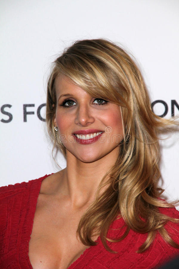 Lucy Punch royaltyfria bilder