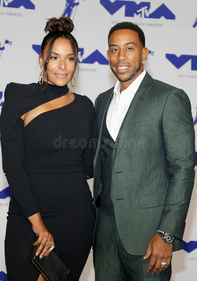 Ludacris. At the 2017 MTV Video Music Awards held at the Forum in Inglewood, USA on August 27, 2017 stock photography