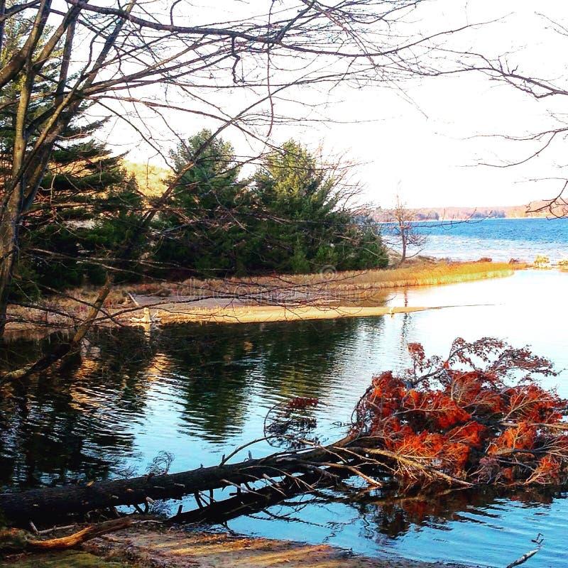 Ludington state park stock photos