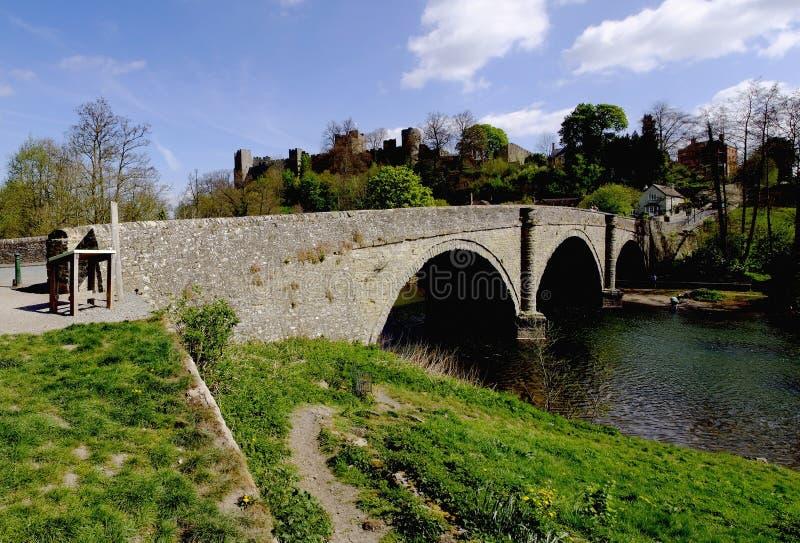 Download Ludlow stock photo. Image of scenic, pretty, england, teme - 3304996