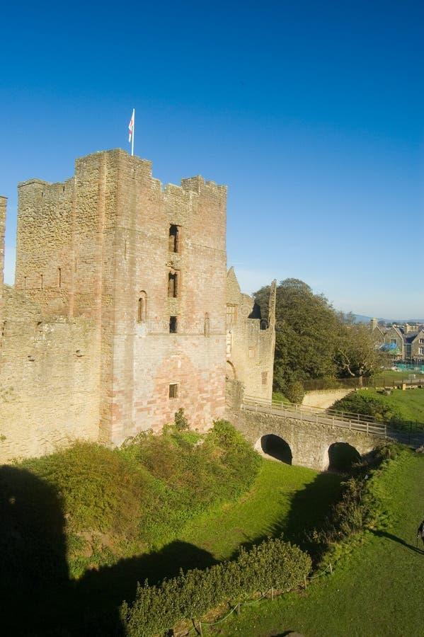 Download Ludlow Castle stock photo. Image of scene, ancient, historic - 2497144
