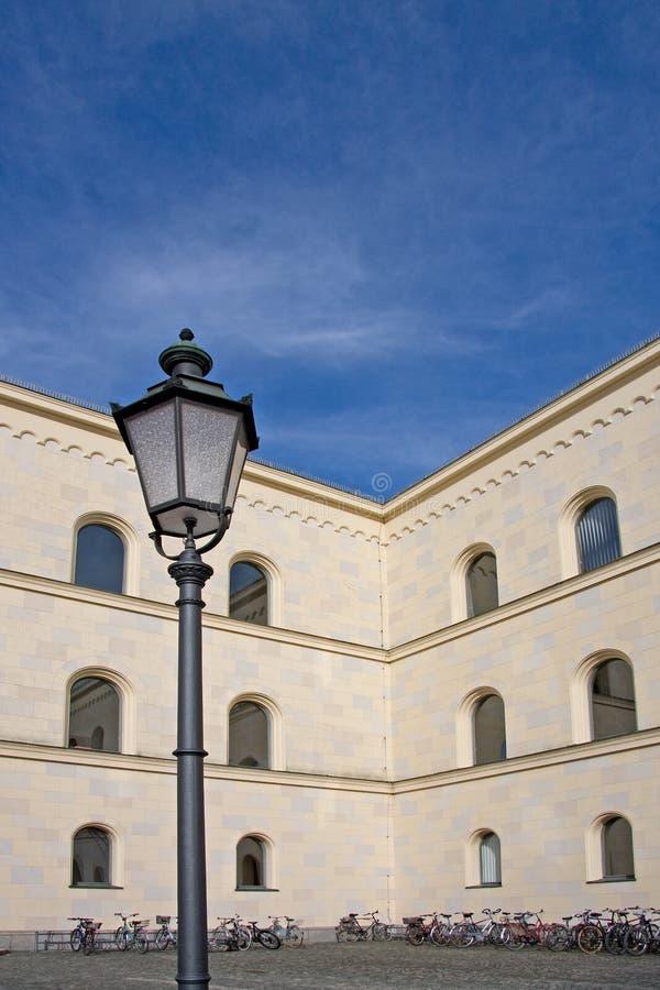 ludwig uniwersytet Maximilian obraz royalty free