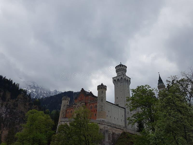 Ludwik II Wittelsbach fotos de archivo