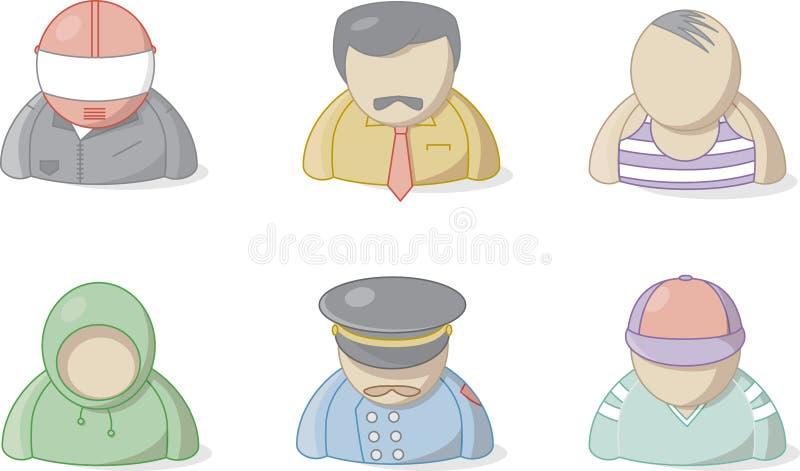 ludzie 1 ilustracji