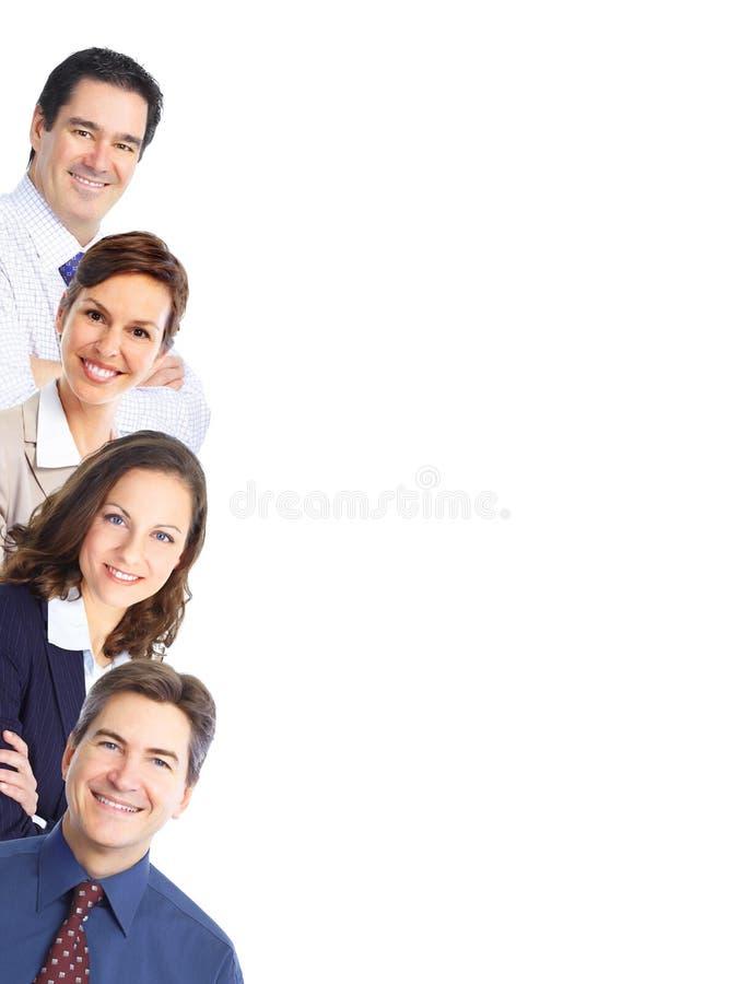 ludzie biznesu drużyn obrazy royalty free
