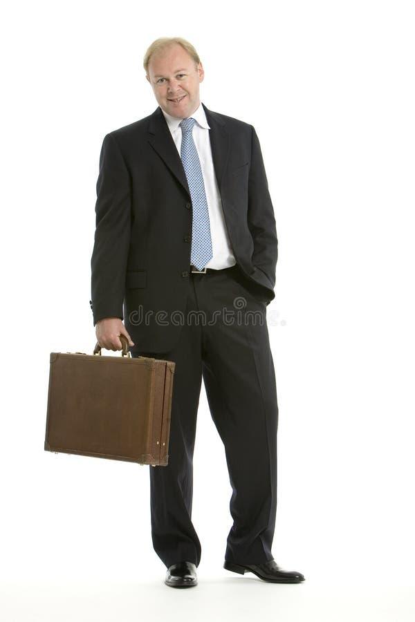 ludzie biznesu się uśmiecha zdjęcia stock
