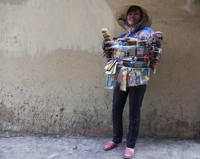 Ludzie Ho Chi Minh miasto zdjęcie stock