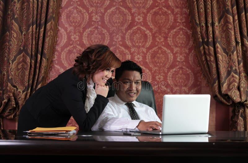 ludzie interesu biura zdjęcie stock