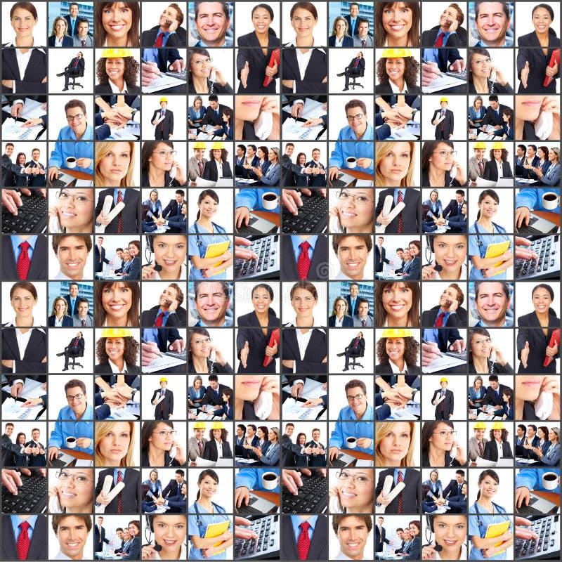 ludzie pracowników zdjęcia royalty free