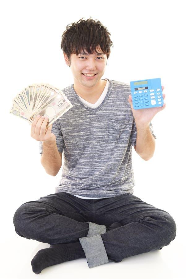 ludzie szczęśliwi pieniądze young zdjęcie stock