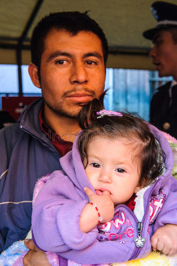 Ludzie w Peru fotografia stock
