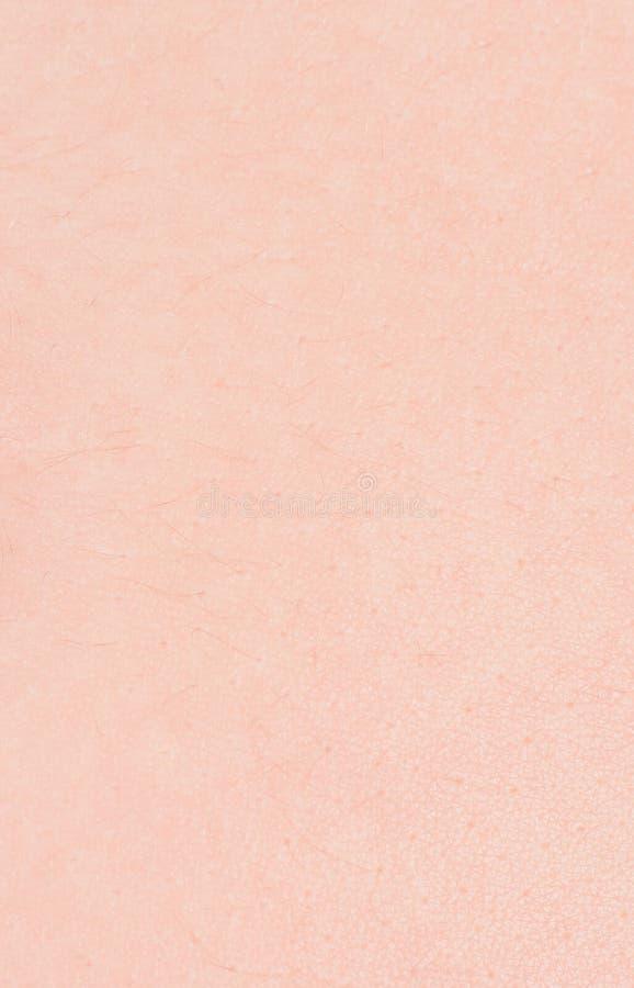 Ludzka skóry tekstura fotografia stock