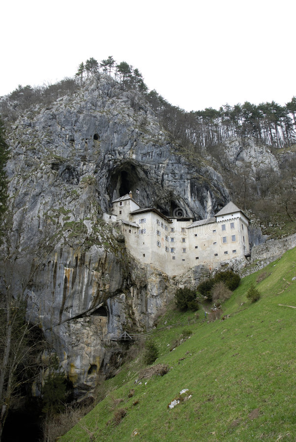 Lueghi di Castel immagini stock