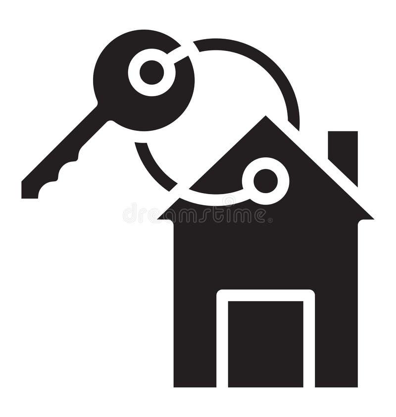 Lufcik, domowy okno, okno, nadokienna skrzynka, nadokienna rama, lufcika wektor, ikona, drzwi klucz Odizolowywał Wektorową ikonę  ilustracja wektor