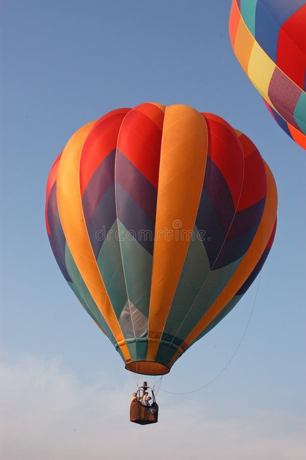 luftballong varm vi arkivbilder