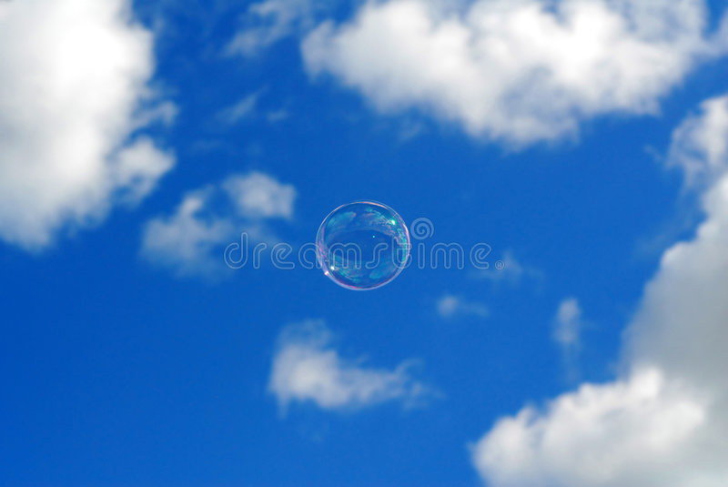 Luftblase stockfotos