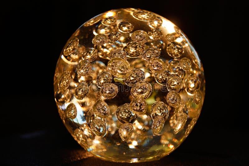 Download Luftblasen In Der Luftblase Stockbild - Bild von glühen, tropfen: 9093343