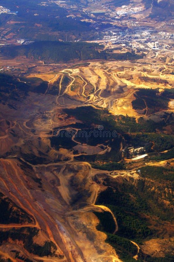 Luftfotographie stockfotos