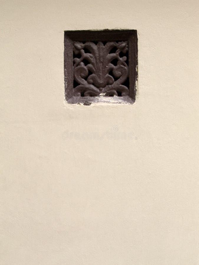 Download Lufthålvägg arkivfoto. Bild av stads, vägg, retro, ventilation - 37262