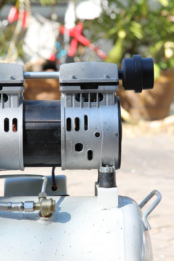 Luftkompressor arkivbild