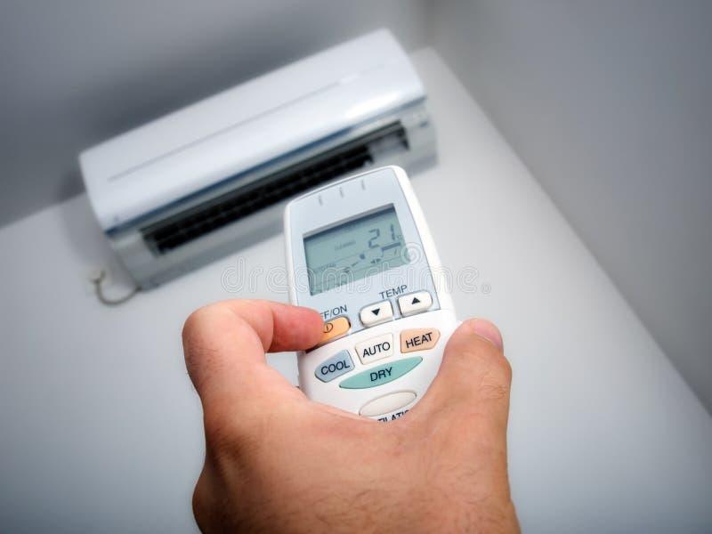 luftkonditioneringsapparat royaltyfri bild