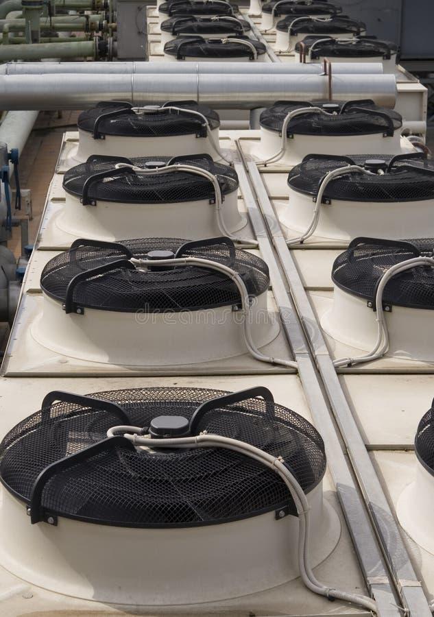 luftkonditioneringsapparater arkivbilder