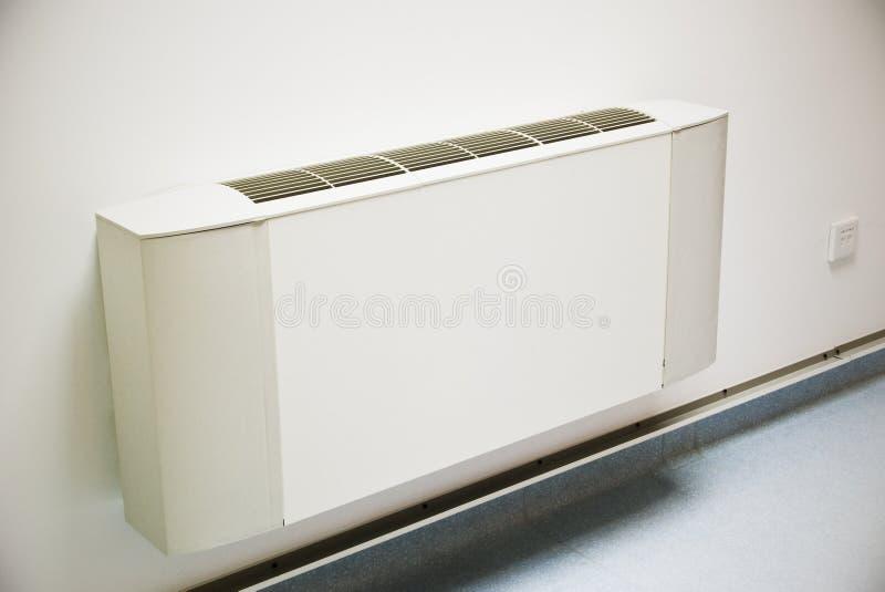 luftkonditioneringsapparatinterior royaltyfri bild