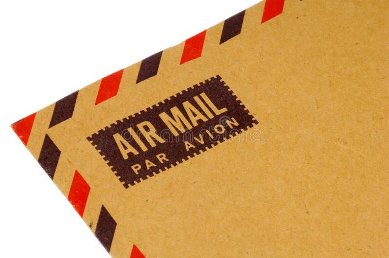 luftpost fotografering för bildbyråer