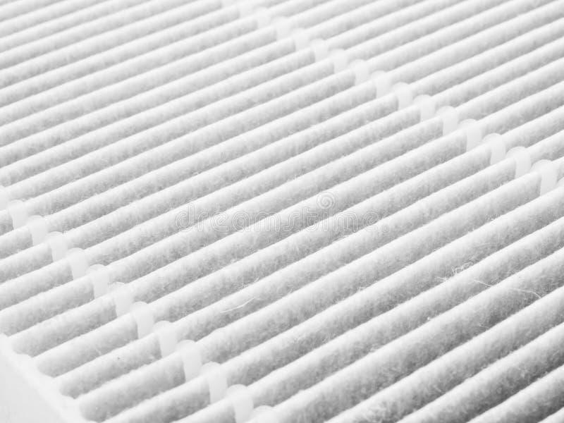 Luftreningsapparatfilter arkivbilder