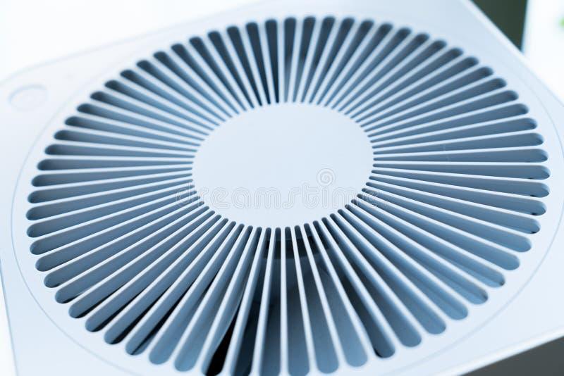 Luftreningsapparatuttag arkivfoton