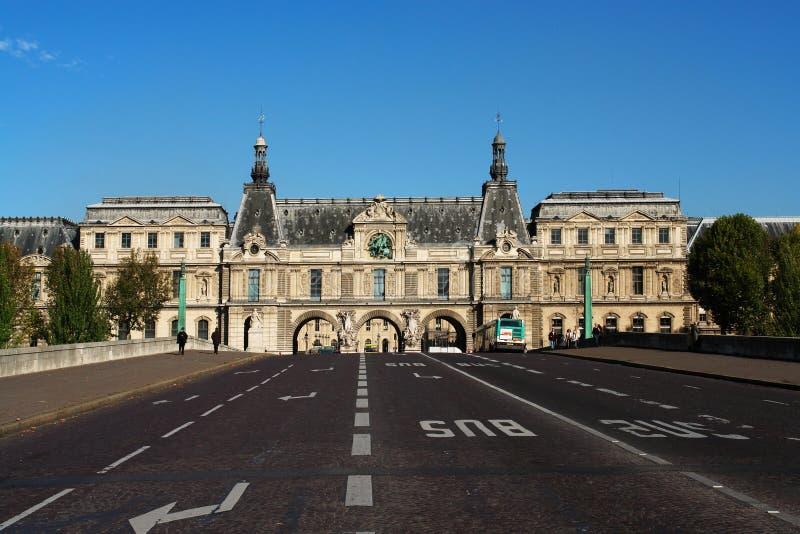 Luftschlitze in Paris stockbild