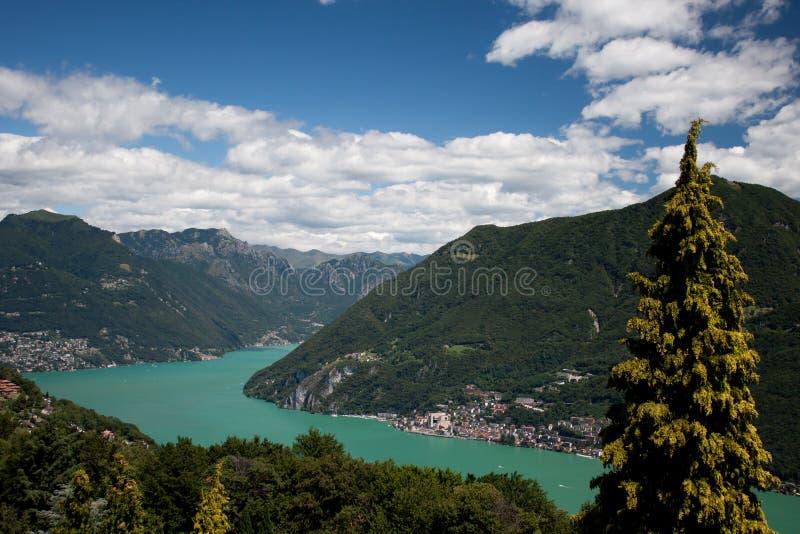 Download Lugano stock image. Image of rock, switzerland, lugano - 17129351