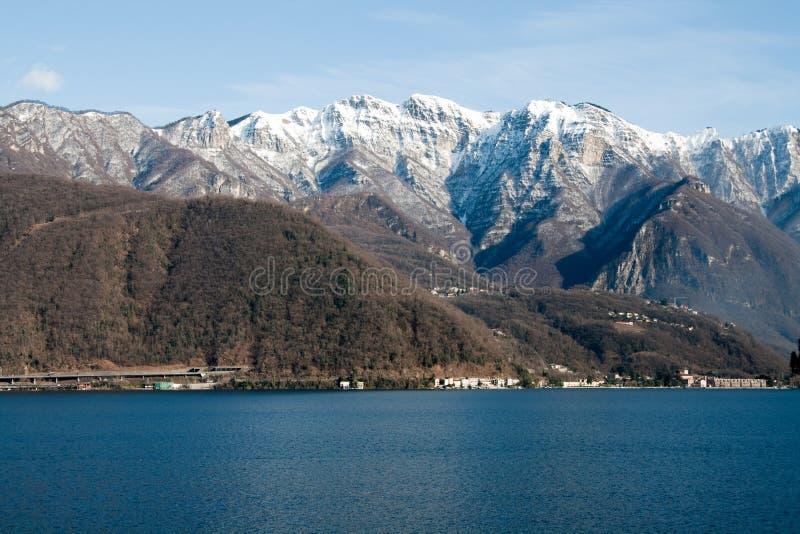 Download Lugano lake stock photo. Image of ceresio, tessin, lugan - 8725880