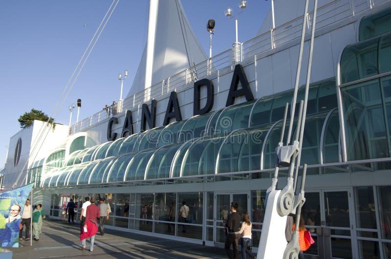 Lugar de Canadá fotografia de stock