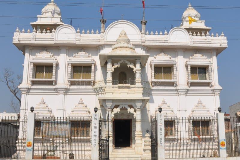 Lugar de nacimiento de señor Krishna en la India foto de archivo libre de regalías