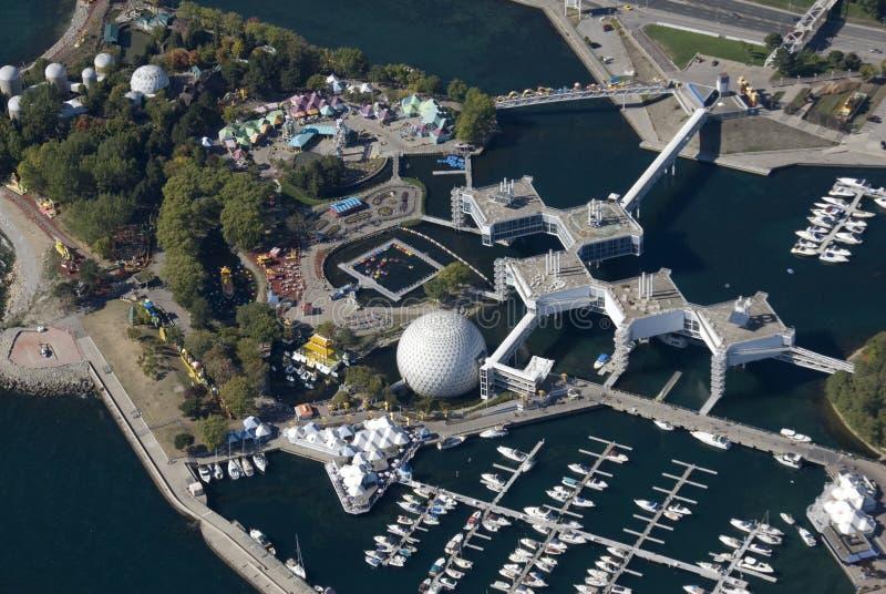 Lugar de Ontário foto de stock royalty free