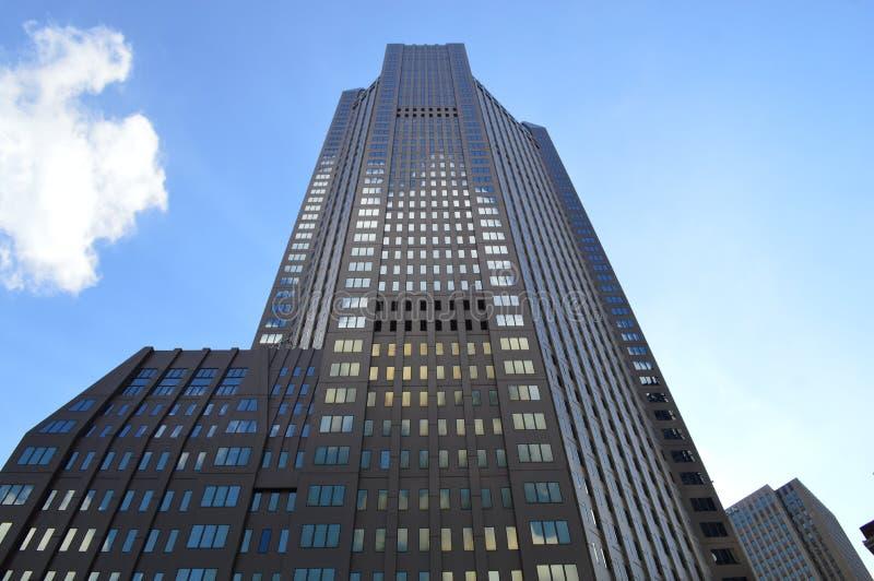 LUGAR de PPG - la joya de la corona del horizonte de Pittsburgh's fotos de archivo libres de regalías