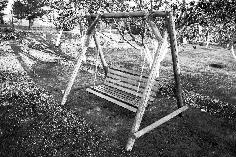 Lugar em meu jardim fotografia de stock royalty free