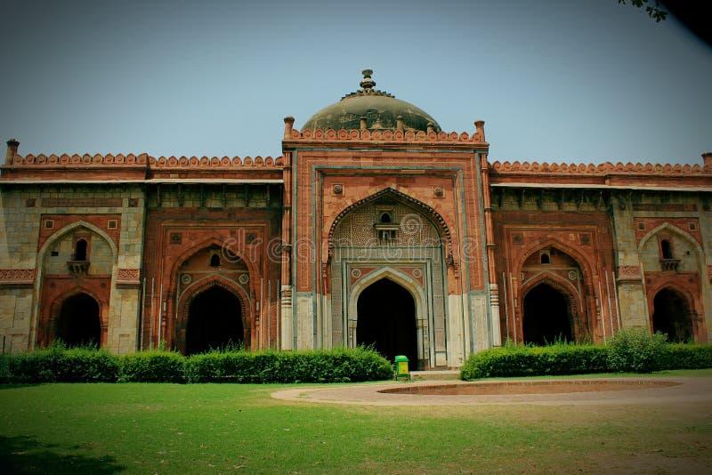 Lugar histórico foto de archivo