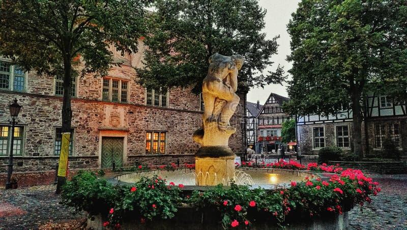 Lugar histórico Alemanha foto de stock
