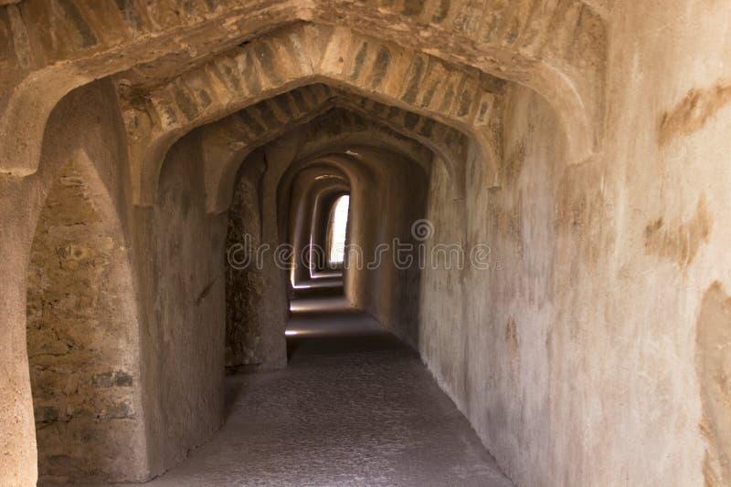 Lugar histórico, Mandu fotografía de archivo