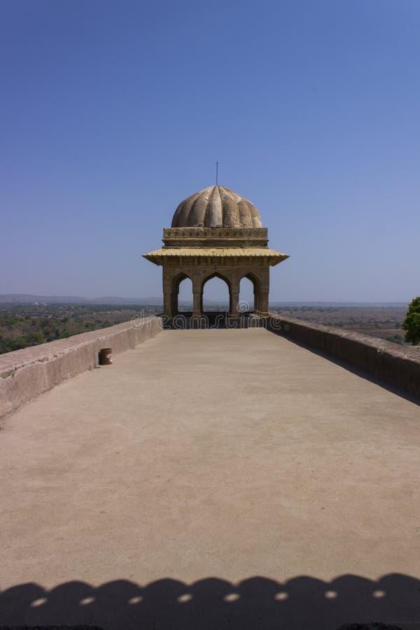 Lugar histórico, Mandu fotos de archivo