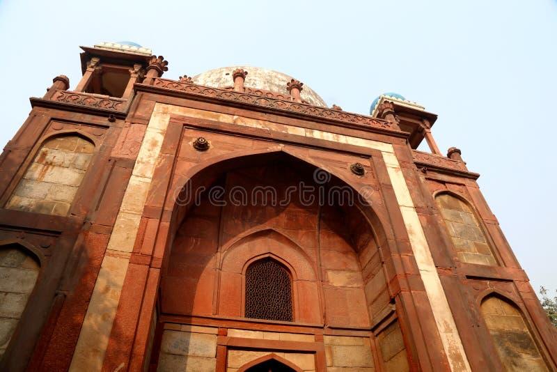 Lugar histórico na Índia fotografia de stock royalty free