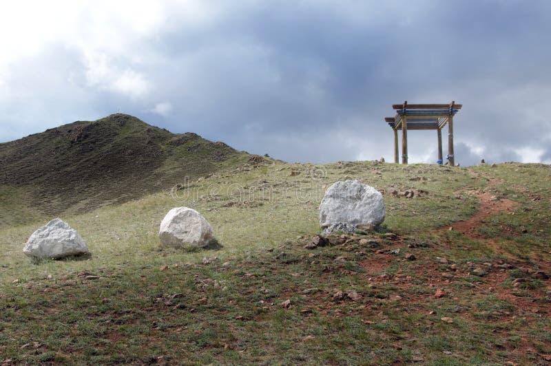 Lugar místico imagenes de archivo