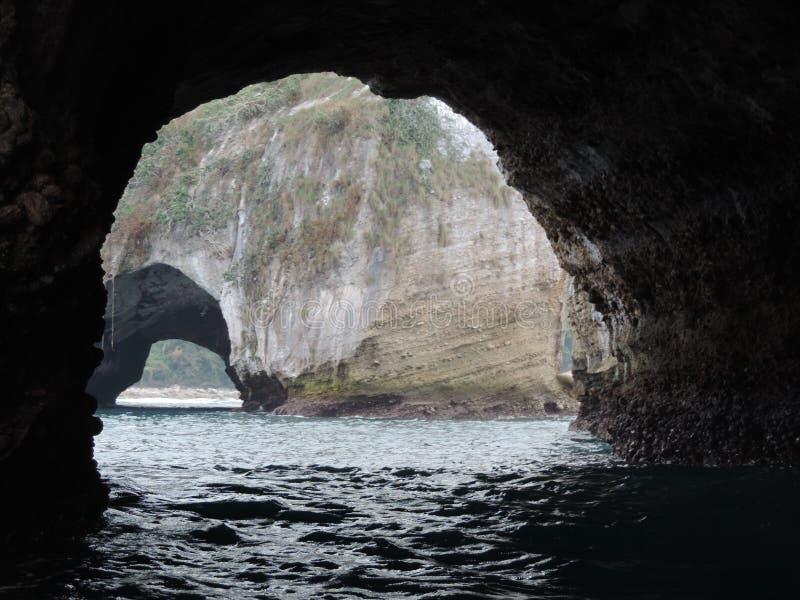 Lugar natural mexicano fotografía de archivo