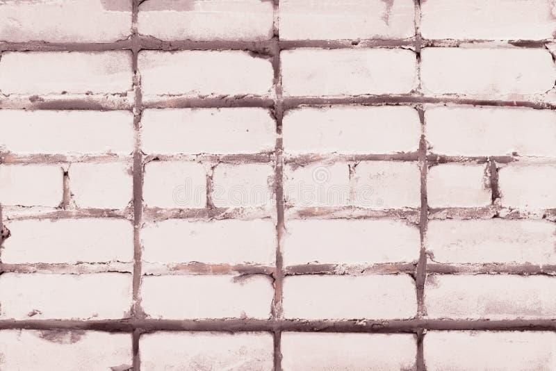 Lugar para o texto Fundo bonito do tijolo claro imagem de stock