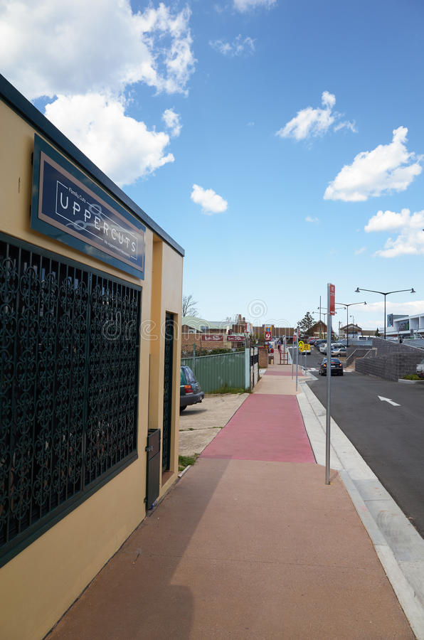 Lugar pioneiro, Katoomba fotografia de stock royalty free